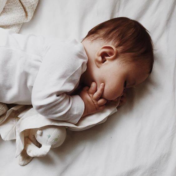 Длительность сна пятимесячного ребёнка