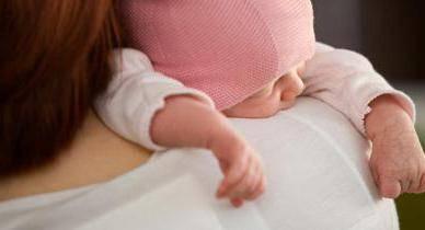 Почему у малыша урчит в животике?