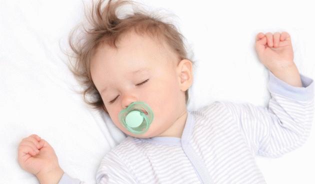 Годовалый ребенок плохо спит ночью