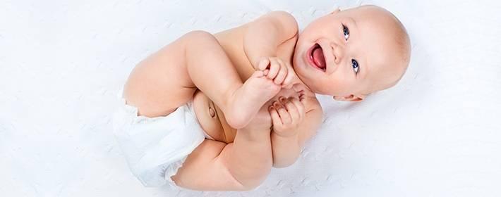 Какие памперсы лучше подходят для новорожденного