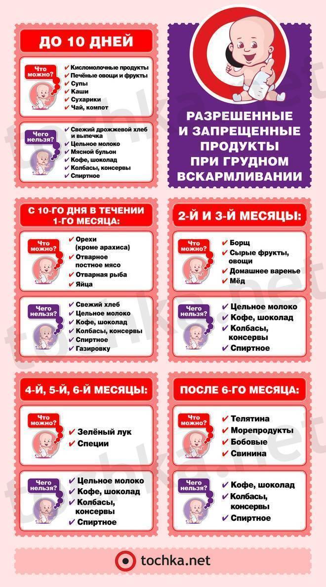Питание мамы и малыша в период грудного вскармливания. кормление грудью, питание матери