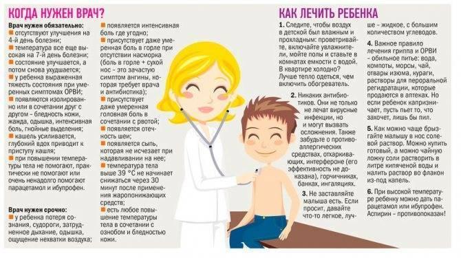 Кашель у грудничка: симптомы, лечение, как откашлять мокроту