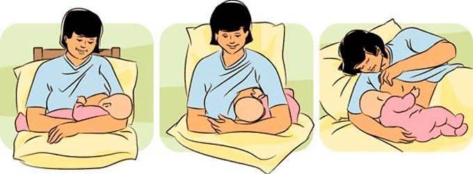 С какого возраста и для чего нужна ортопедическая подушка новорожденному