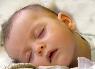 Сильная потливость во сне у детей