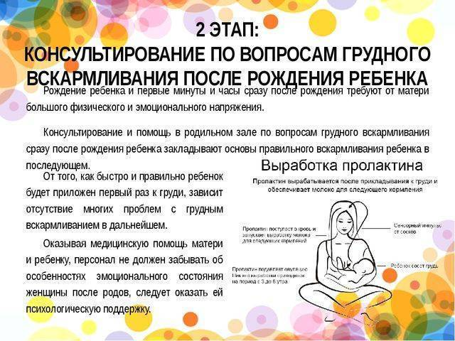 Питание кормящей мамы после родов