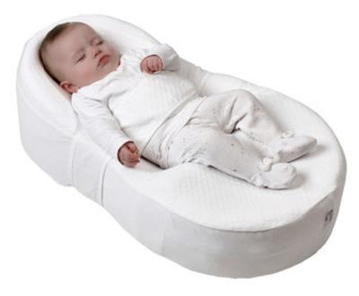 Кокон-гнездышко для новорожденных: как правильно выбрать уютный бэби-матрасик