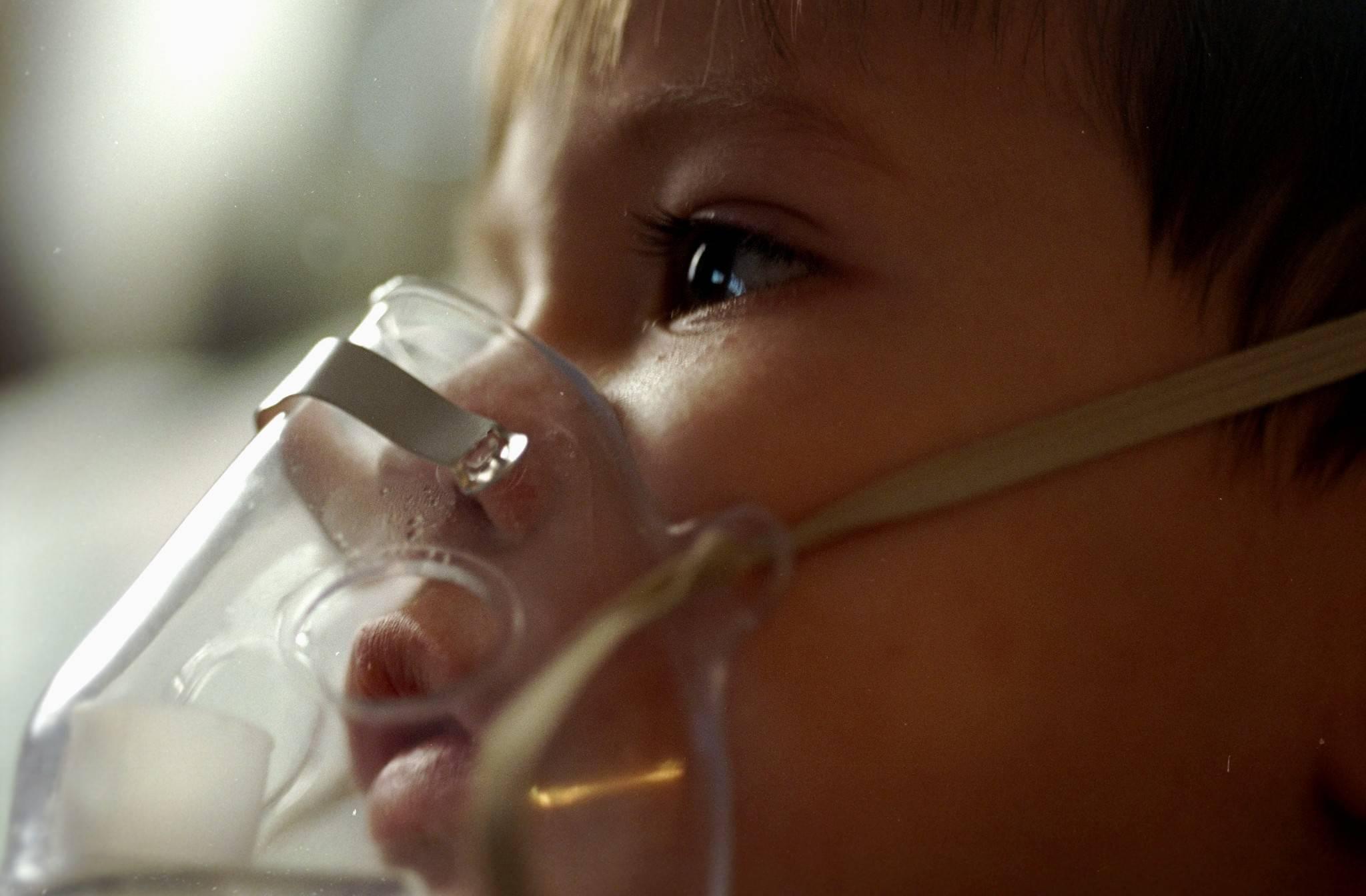 Ингаляции небулайзером при заложенности носа у детей и взрослых