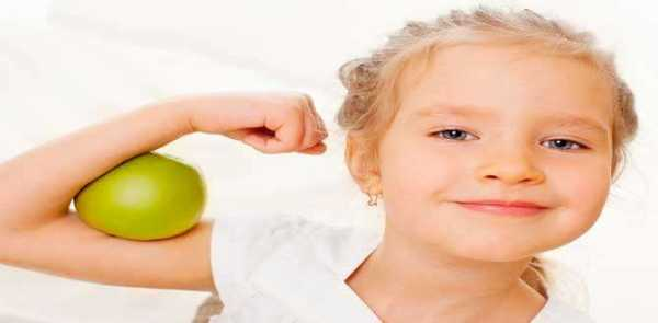 Как повышать иммунитет ребенку