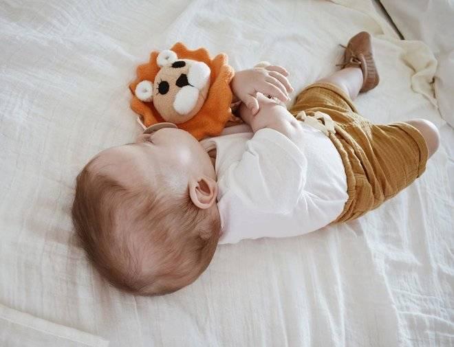 Комфортер для новорожденных своими руками