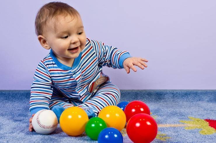 Развивающие игры и занятия для детей 1 год - 1 год 3 мес (подробный план - конспект) | жили-были