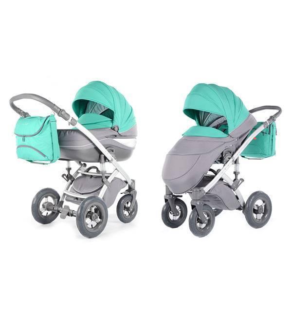 Как выбрать коляску для новорожденного - 10 советов