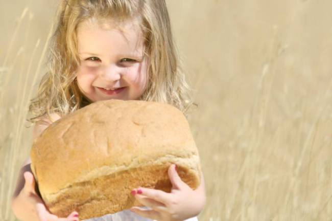 Какой давать хлеб и в каком виде