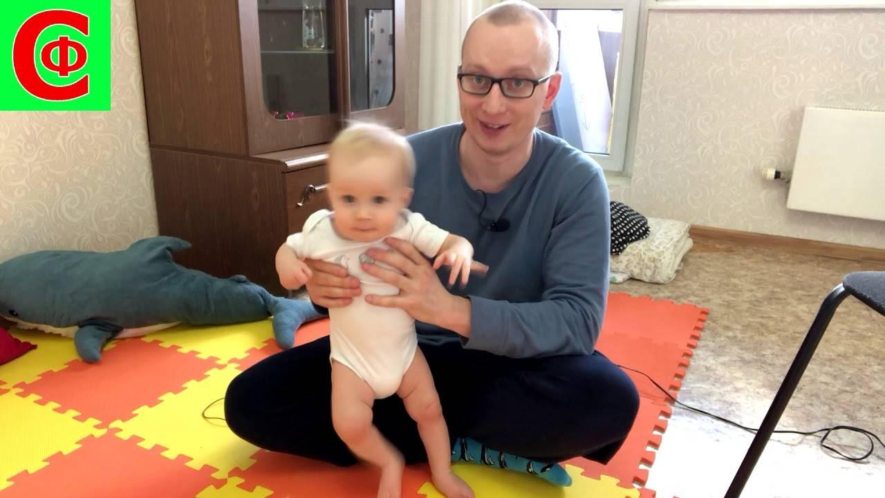 А во сколько у вас малыш встал на четвереньки? - когда ребенок встает на четвереньки - запись пользователя la_sorpresa (la_sorpresa) в сообществе развитие от рождения до года в категории физическое развитие - babyblog.ru