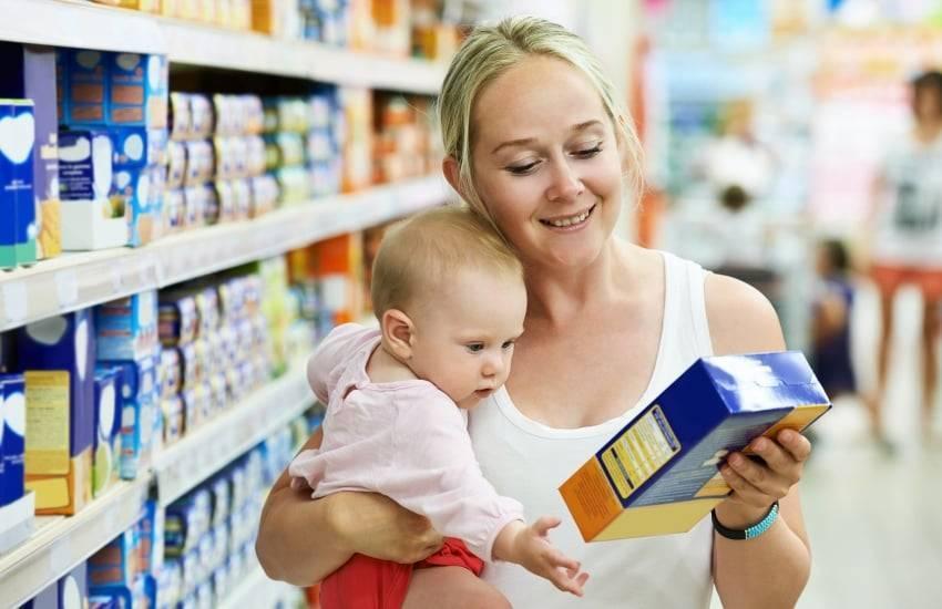 Козье молоко для грудничка: полезен ли продукт для детского организма