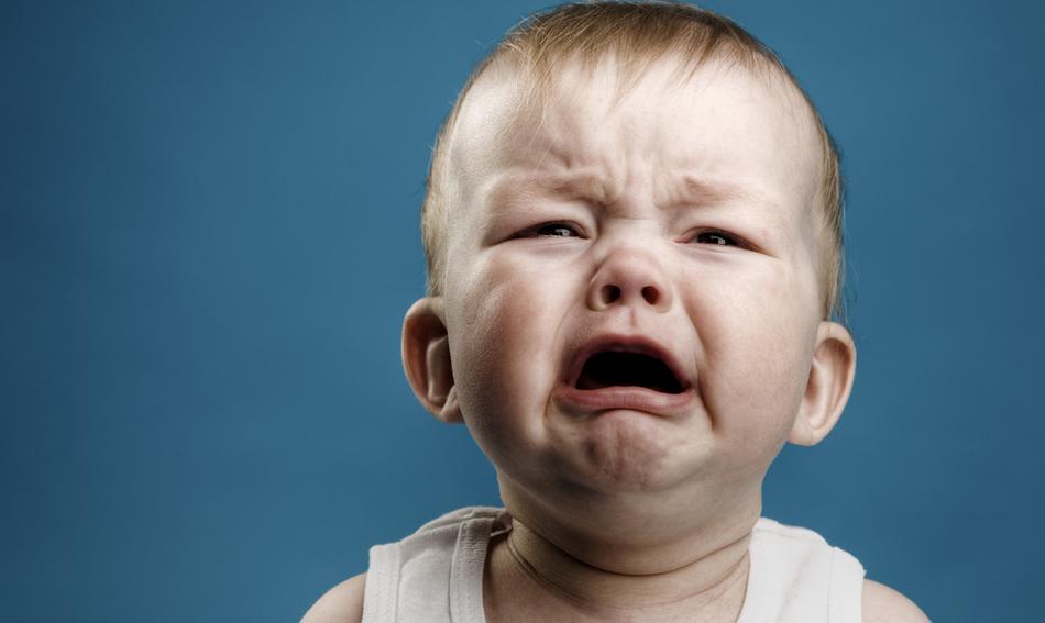 Ребенок 2 месяца постоянно плачет