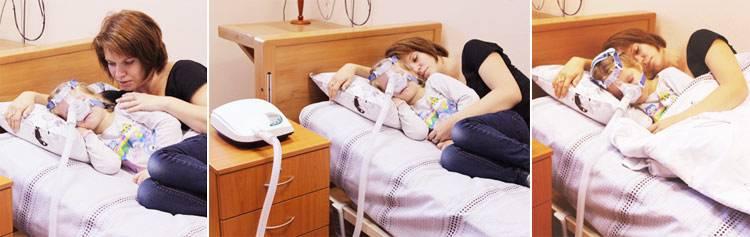 Ребенок храпит во сне, соплей нет: почему и как лечить?