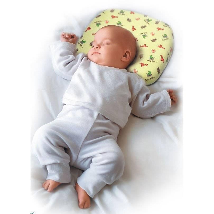 Ортопедическая подушка для новорожденных: мнение врачей, отзывы родителей и рекомендации производителей
