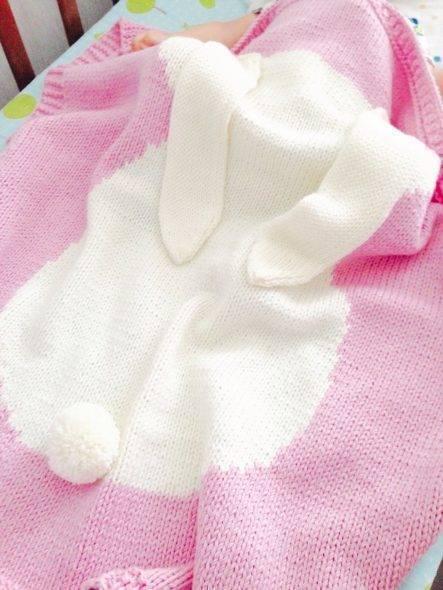 Детский плед спицами: дарим малышу радость и любовь через рукоделие
