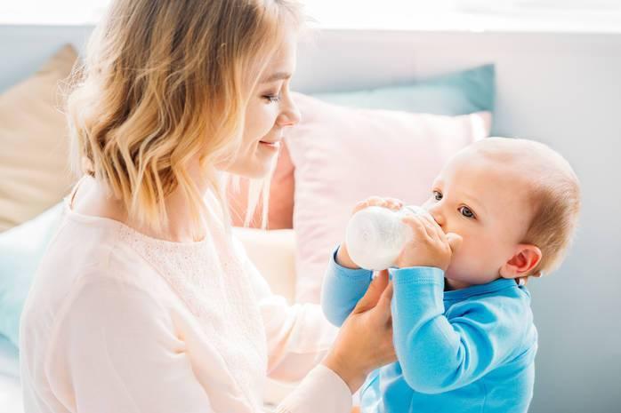 До какого возраста ребенка вы кормили смесью? - запись пользователя мама алена (timal81) в сообществе искусственное вскармливание в категории режим и объем кормлений - babyblog.ru