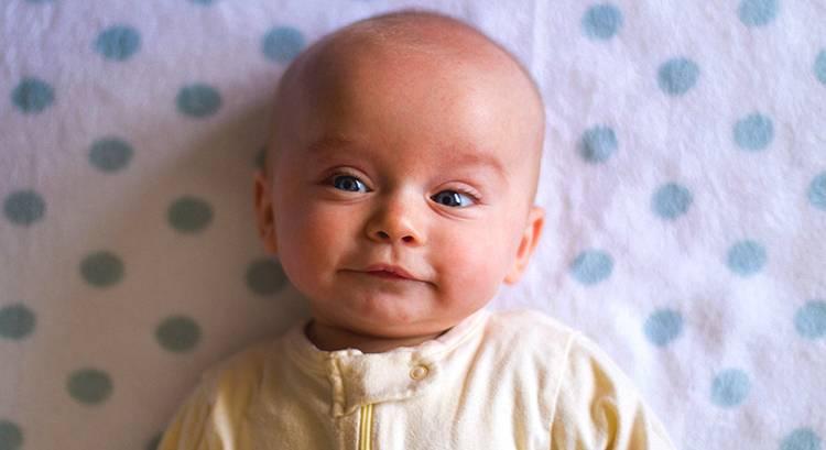 Первая стрижка малыша
