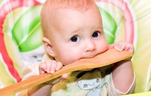 Cколько дней прорезываются первые зубы у ребенка?