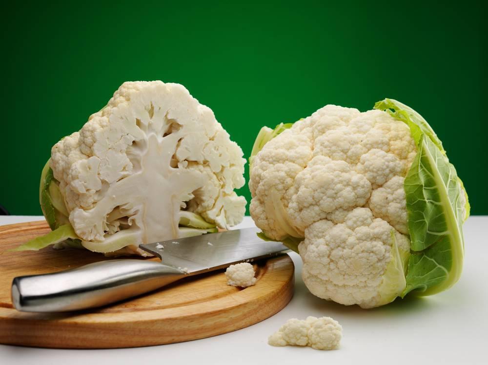 Рецепт пюре из цветной капусты для грудничка - рецепты