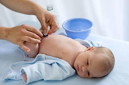 Внимание — пупок!  обработка пупка новорожденного в роддоме и дома