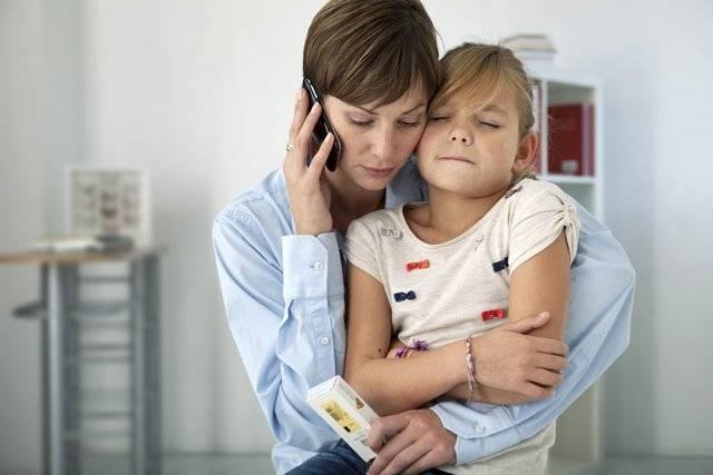 Отчего у детей развивается воспаление лимфатических узлов в брюшной полости
