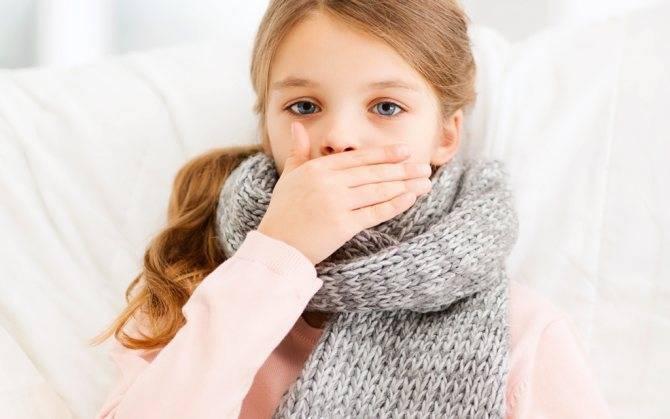 Кашель до рвоты у ребенка: причины и методы избавления