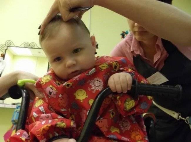 Что делать с волосами после стрижки ребенка?