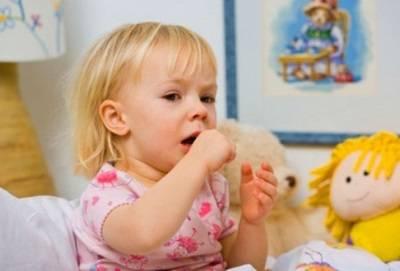 Кашель и хрипы у ребенка диагноз