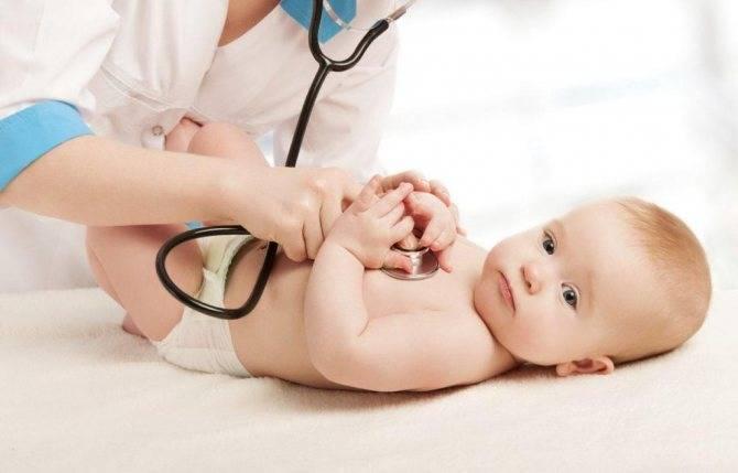 Каких врачей проходят новорожденные в месяц