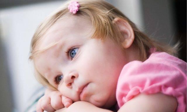 Почему у детей возникает пониженное давление