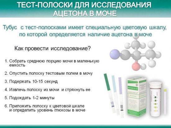 Ацетон в моче у ребенка - показатели нормы, причины повышенного уровня, лечение препаратами и диетой