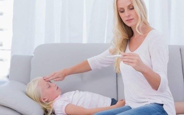 Эффективность растирания водкой при температуре у ребенка
