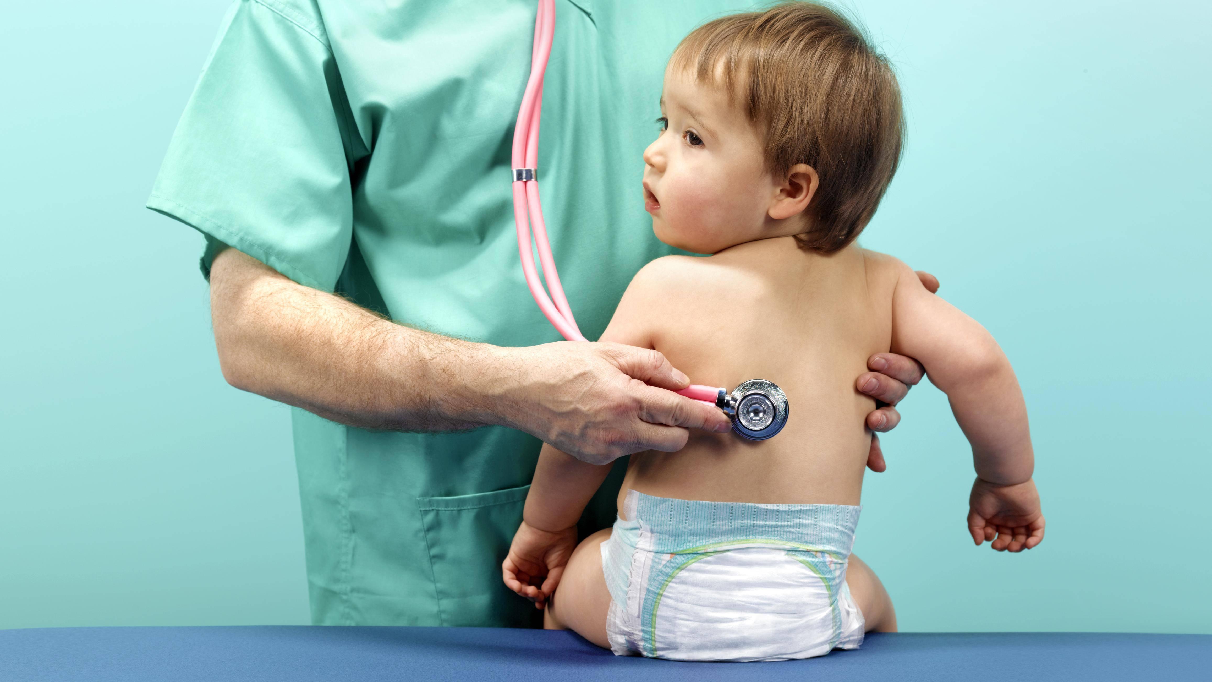 Профилактика и лечение орви у детей грудного возраста