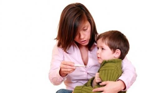 Высокая температура у ребенка. какую температуру сбивать? высокая температура у ребенка - что делать?