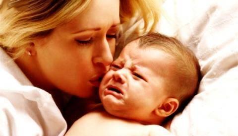 Почему ребенок кричит после купания?? - запись пользователя оксана (id829838) в дневнике - babyblog.ru