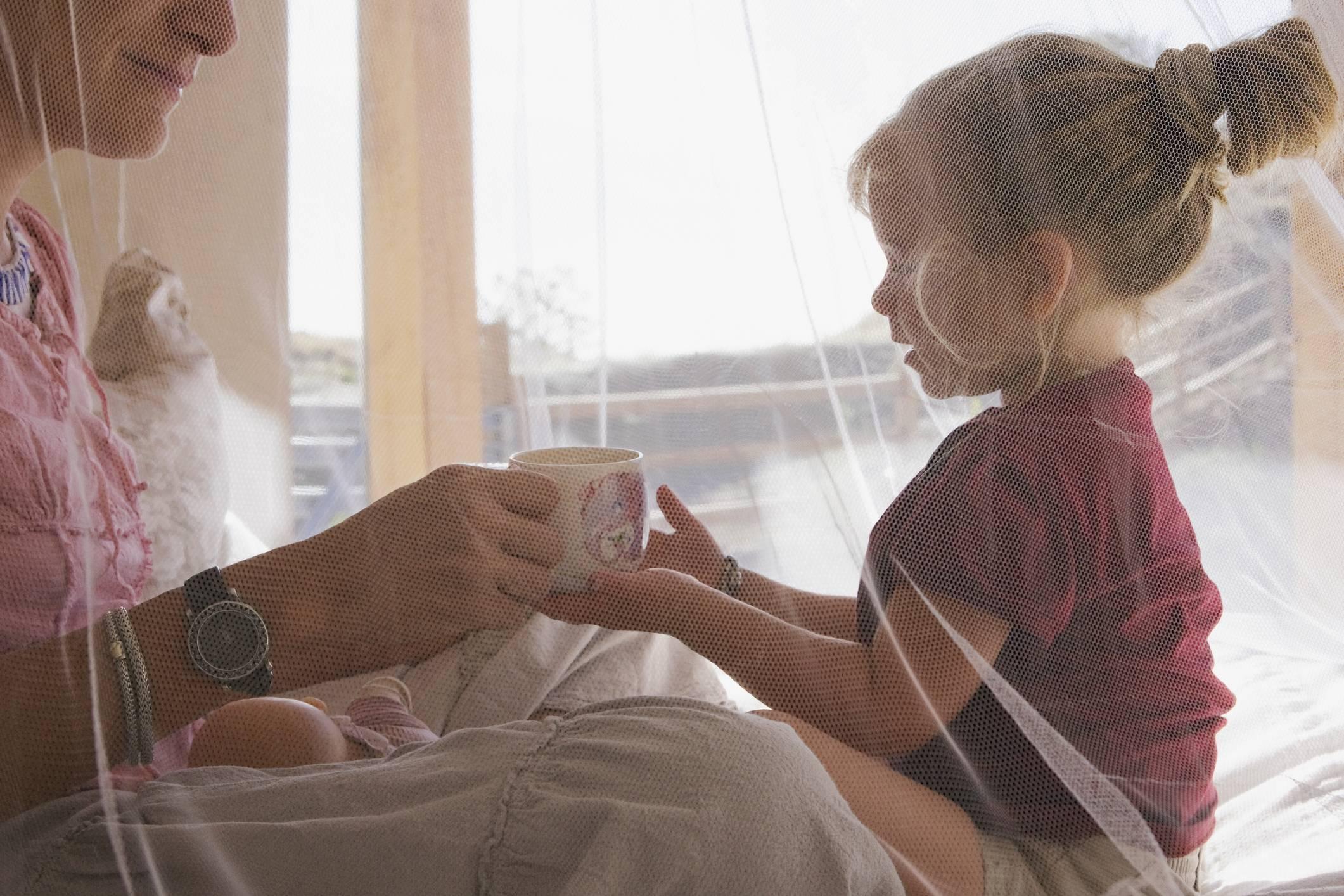 С какого возраста давать чай ребенку: чай в прикорме
