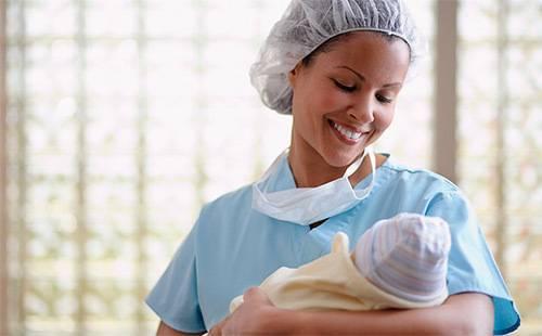 Патронаж новорожденного - бесплатно, платно, надо ли?