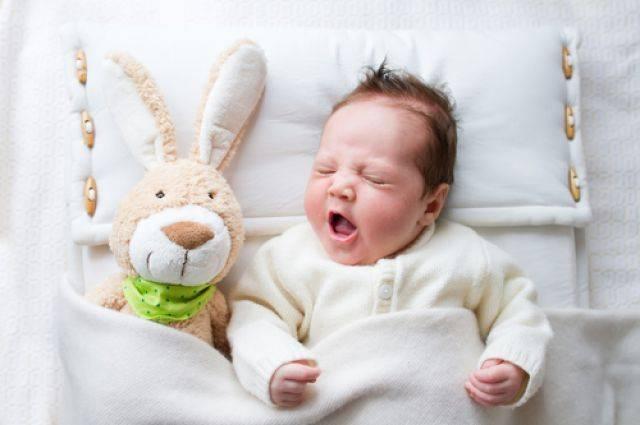 Открытое овальное окно в сердце у ребенка