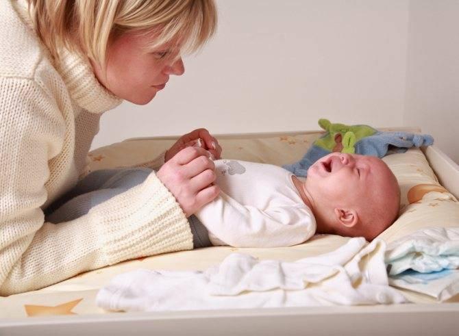 Запор у малыша на грудном вскармливании: вариант нормы или патология?