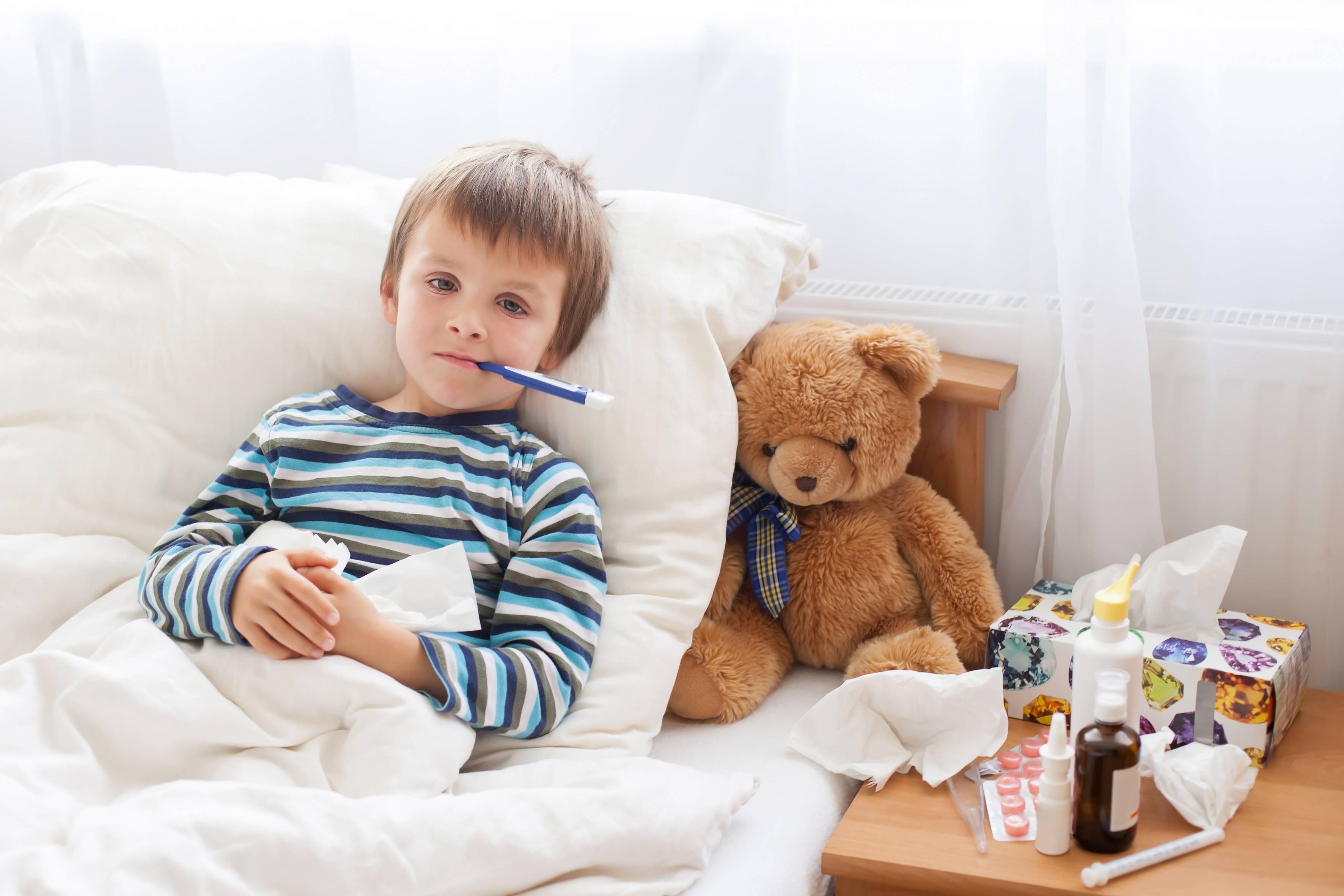 Что делать, если ребенок постоянно болеет