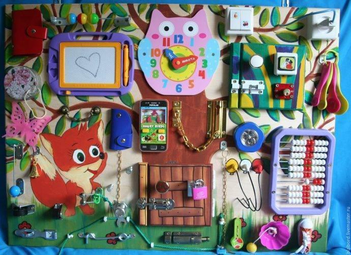 Сенсорные коробки для детей от 6 месяцев до 2 лет своими руками   жили-были