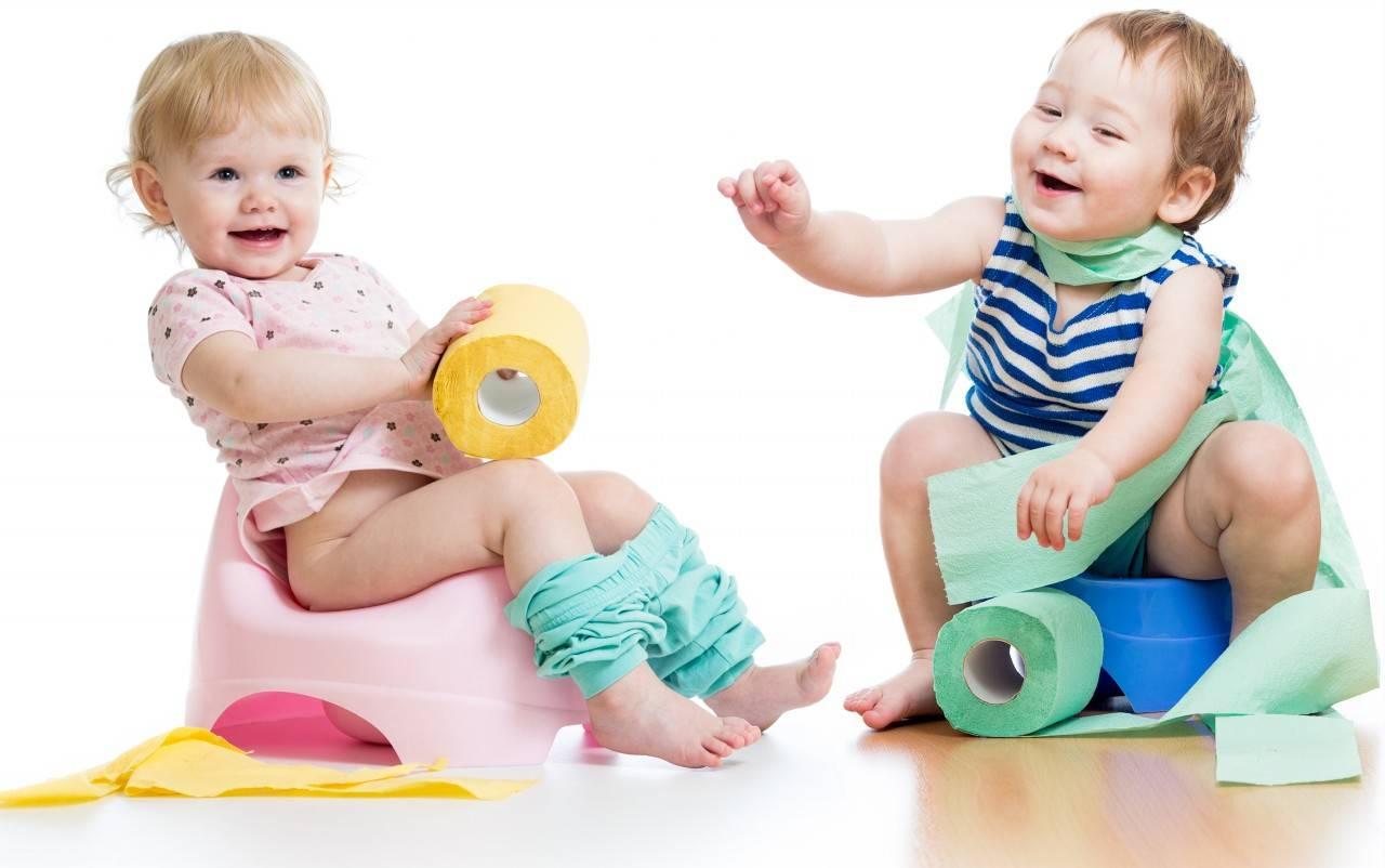 Как приучить ребенка к горшку: мальчика и девочку, как правильно приучать