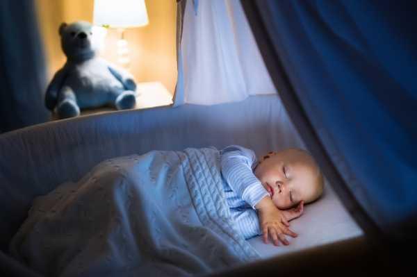 Сколько и как должны спать новорожденные дети от 0 до 1 года по месяцам