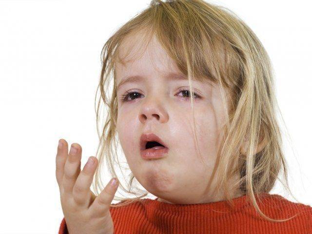 Чем можно лечить кашель у ребенка 5 лет?