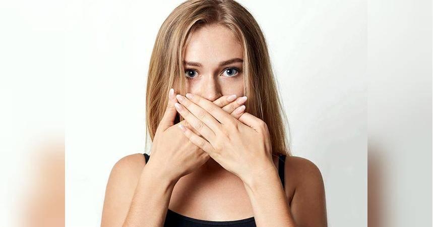 Запах изо рта причины и лечение у ребенка 9 лет