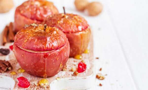 Правила приготовления печеного яблока для грудничка