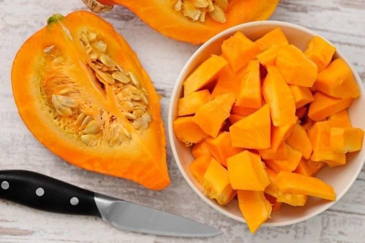 Пюре из тыквы для грудничка — как приготовить